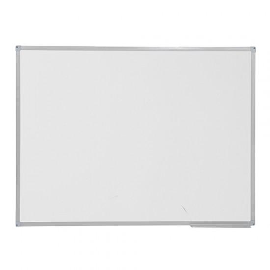 Vivekka 65X100 Duvara Monte Alüminyum Çerçeve Laminat Beyaz Yazı Tahtası
