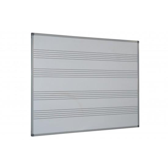 Vivekka 120X140 Müzik Çizgili Yazı Tahtası