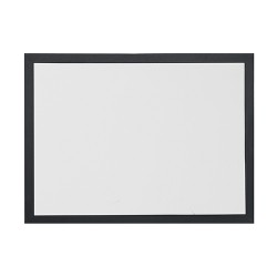 Vivekka 40X60 Mdf Çerçeve Laminat Beyaz Yazı Tahtası