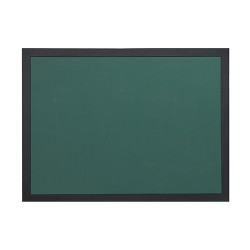 Vivekka 100X130 Mdf Çerçeve Laminat Yeşil Tahta