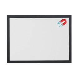 Vivekka 100X130 Mdf Çerçeve Manyetik Beyaz Yazı Tahtası