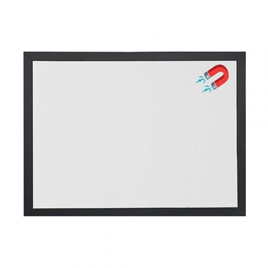Vivekka 50X70 Mdf Çerçeve Manyetik Beyaz Yazı Tahtası