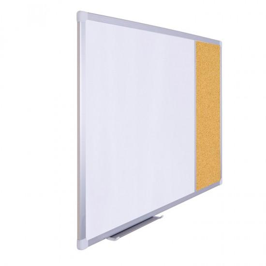 Vivekka 65X100 Kombine Laminat Beyaz Yazı Tahtası