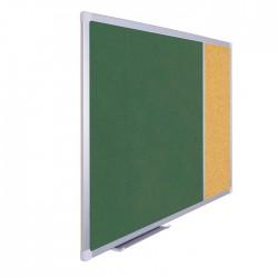 Vivekka 60x90 Kombine Laminat Yeşil Tahta