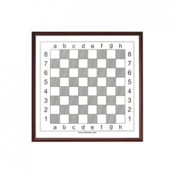 Vivekka 70X70 Mdf Çerçeve Manyetik Satranç Tahtası